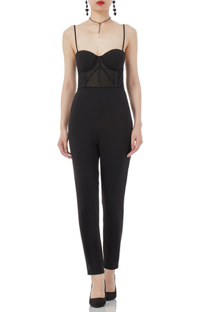 OFF DUTY/WEEK END JUMPSUITS BAN1805-0118