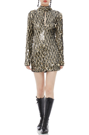 COCKTAIL DRESS BAN1808-1415