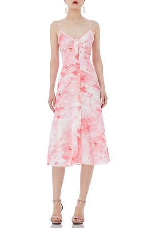 HOLIDAY SLIP DRESS BAN1904-0216