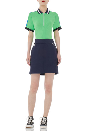ACTIVE WEAR POLO SHIRT TOPS BAN1710-0377