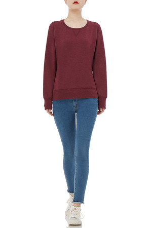 CASUAL PULLOVER TOP BAN1910-0058