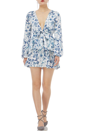 HOLIDAY DRESS BAN1801-0756