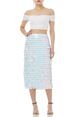 COCKTAIL SKIRT BAN1908-0525