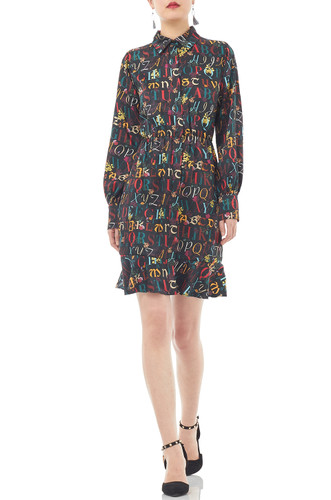 DAYTIME OUT SHIRT DRESS BAN1910-0580