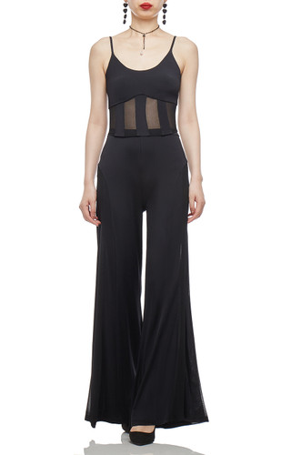 NORMAL WAISTED ANKLE LENGTH PANTS BAN2103-0148