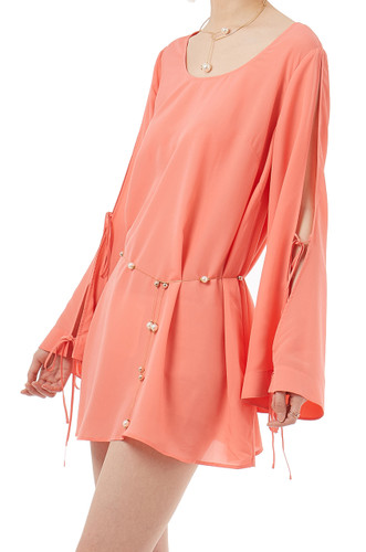 CASUAL PULLOVER DRESSES P1705-0043