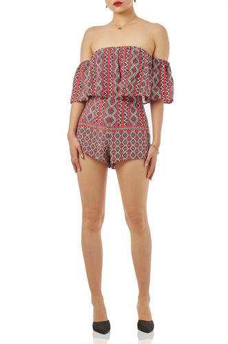 HOLIDAY ROMPERS P1707-0066