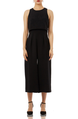 DAYTIME OUT CULOTTE JUMPSUITS P1707-0107