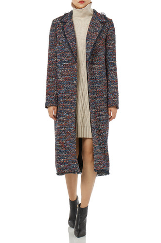 DAYTIME OUT OVERCOAT  P1805-0058-R