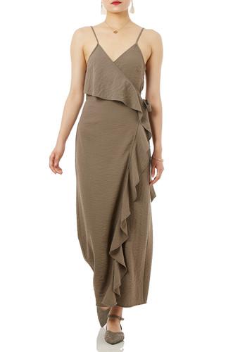 COCKTAIL SLIP DRESS P1904-0073