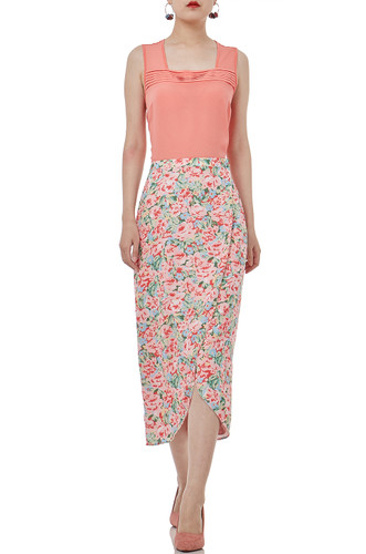OFF DUTY/WEEK END PENCIL SKIRTS P1802-0084