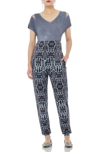 DAYTIME OUT WIDE LEG PANTS P1907-0639