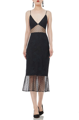 COCKTAIL SLIP DRESS P1904-0225-PB