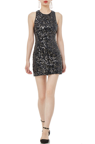 COCKTAIL  TANK DRESS P1807-0027-NB