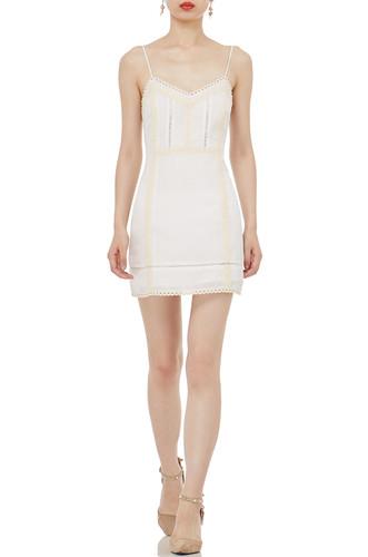 STRAP MINI LENGTH DRESSES P1810-0025-CW