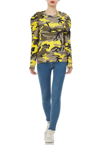 LONG SLEEVE ROUND TOPS P1903-0186