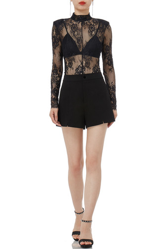 COCKTAIL BODYSUITS TOPS BAN1807-0274