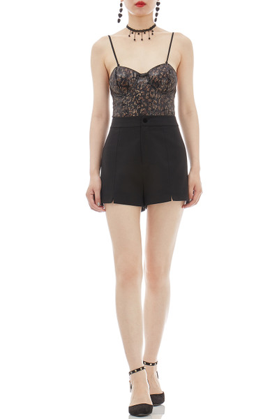 NIGHT OUT BODYSUITS TOP BAN1809-1028