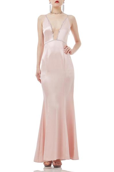 P-EVENING DRESS BAN1708-0715