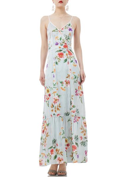 P-HOLIDAY SILP DRESS BAN1801-0392