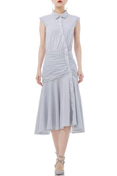 P-DAYTIME OUT SHIRT DRESS BAN1812-0183