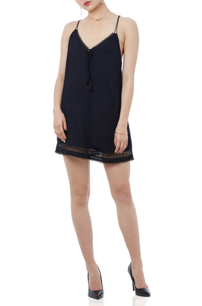 NIGHT OUT SLIP DRESS P1707-0125