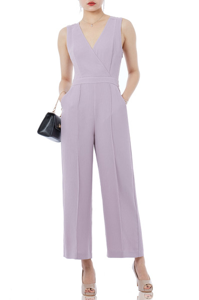 WORK CULOTTE JUMPSUITS BAN1901-0376