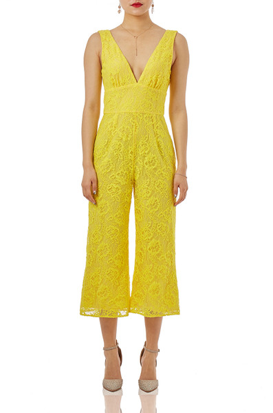 OFF DUTY/WEEK END CULOTTE JUMPSUITS P1801-0220