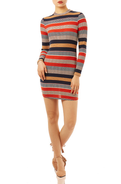 DAYTIME OUT TURTLENECKS DRESSES PS1710-0070