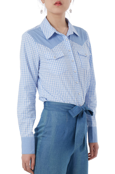 DAYTIME OUT SHIRT TOPS P1805-0184