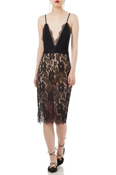 FLIRT SLIP DRESS DRESSES P1801-0047