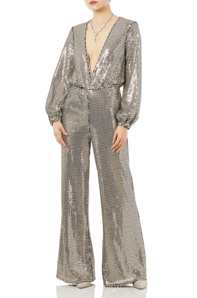 FASHION  CULOTTE JUMPSUITS P1706-0101