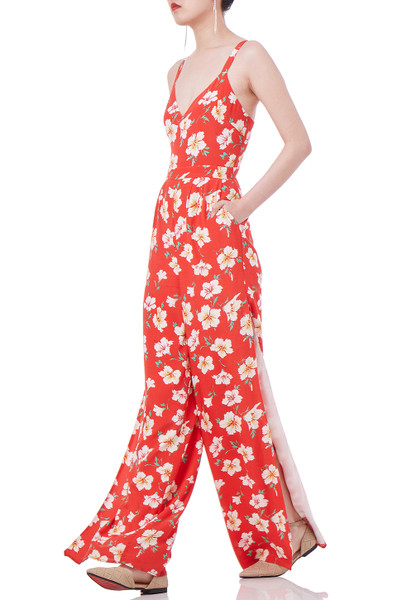 HOLIDAY CULOTTE JUMPSUITS P1802-0078