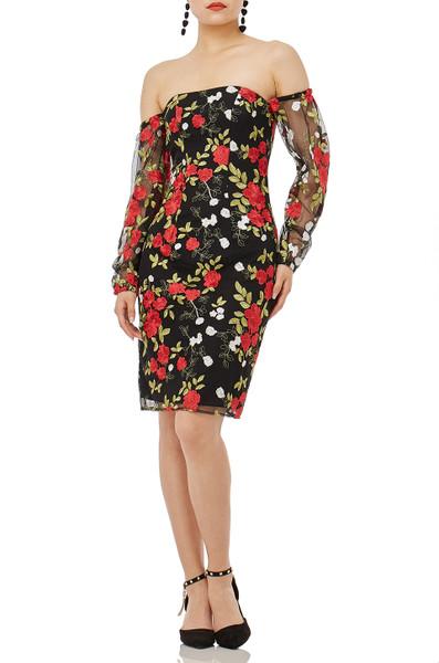OFF DUTY/WEEK END DRESSES P1803-0107