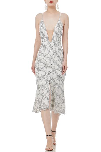 COCKTAIL SLIP DRESS DRESSES P1810-0480-LW