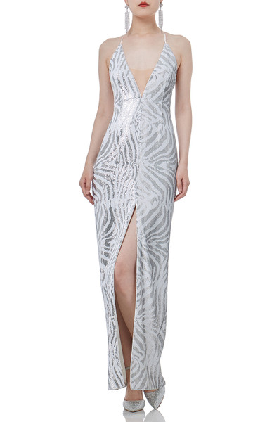 EVENING SLIP DRESS DRESSES P1810-0050
