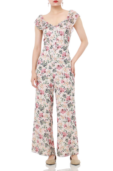 HOLIDAY JUMPSUITS P1811-0130