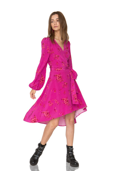 HOLIDAY DRESSES CC1905-0822-PR POLYESTER
