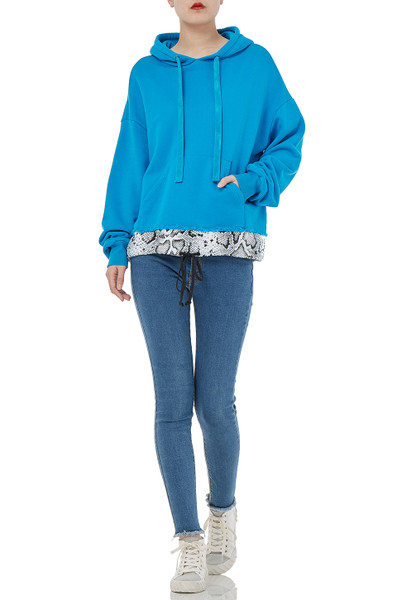 CASUAL HOODIES TOPS PS1810-0066