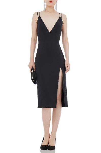 COCKTAIL SLIP DRESS DRESSES P1706-0157