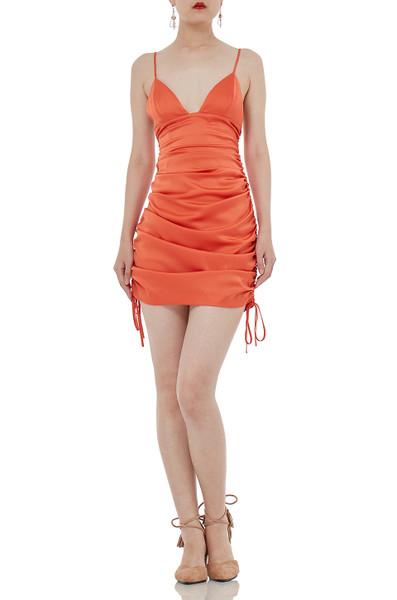 COCKTAIL SLIP DRESS DRESSES P1802-0095
