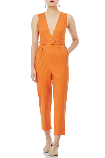OFF DUTY/WEEK END JUMPSUITS P1811-0226