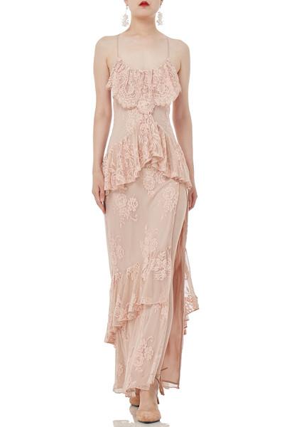 COCKTAIL SLIP DRESS DRESSES P1904-0103-CP
