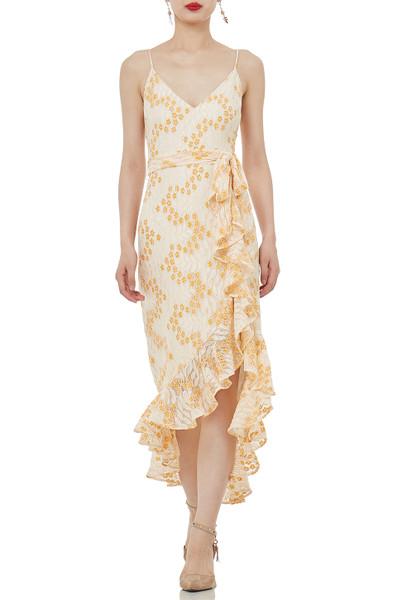 COCKTAIL SLIP DRESS DRESSES P1802-0033