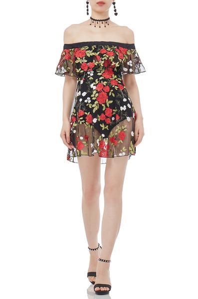 HOLIDAY DRESSES P1708-0097