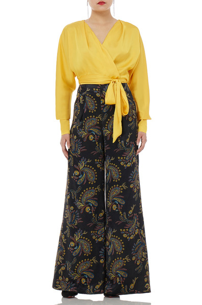 HOLIDAY WIDE LEG PANTS P1905-0256