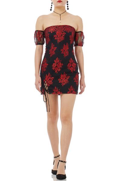 COCKTAIL DRESSES BAN1808-0447
