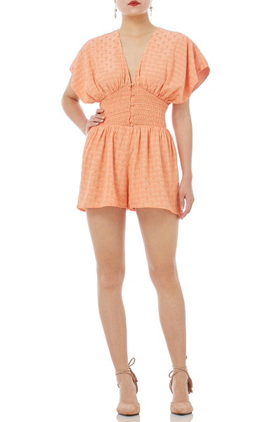 HOLIDAY ROMPERS BAN1810-0136