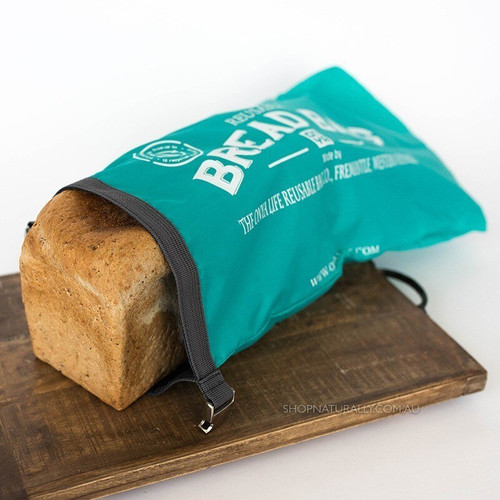 Bread Bag Aqua