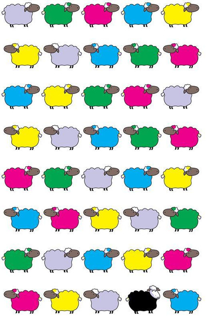 Tea Towel Sheep